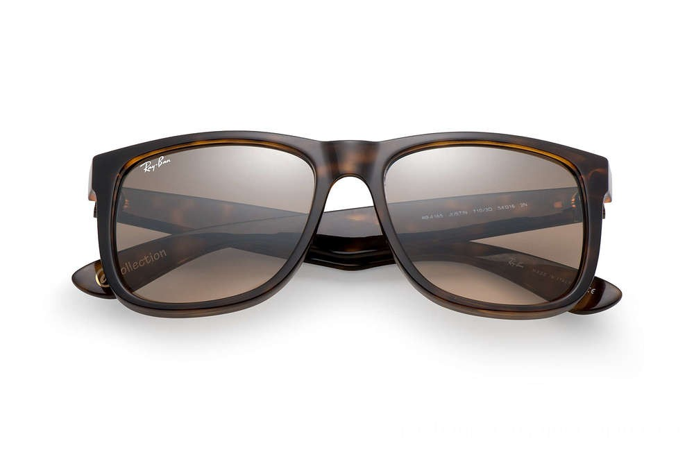 Ray-Ban JUSTIN Collection - RB4165-710-3D-54-16-  Ray Ban Black Friday Deal
