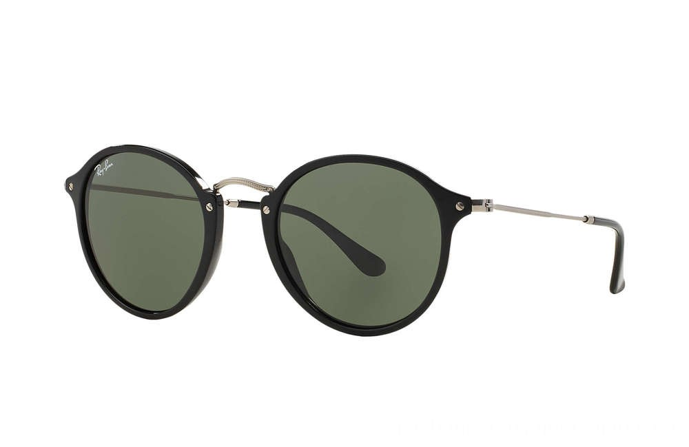 Ray-Ban ROUND FLECK - RB2447-901-52-21 - Ray Ban Black Friday Deal
