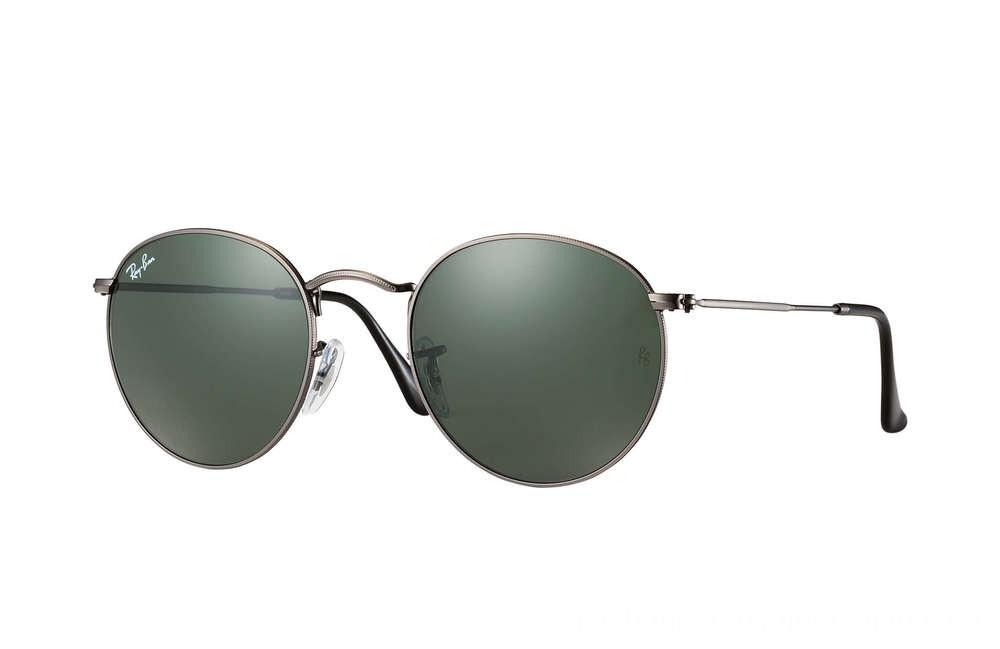 Ray-Ban ROUND METAL - RB3447-029-53-21 - Ray Ban Black Friday Deal