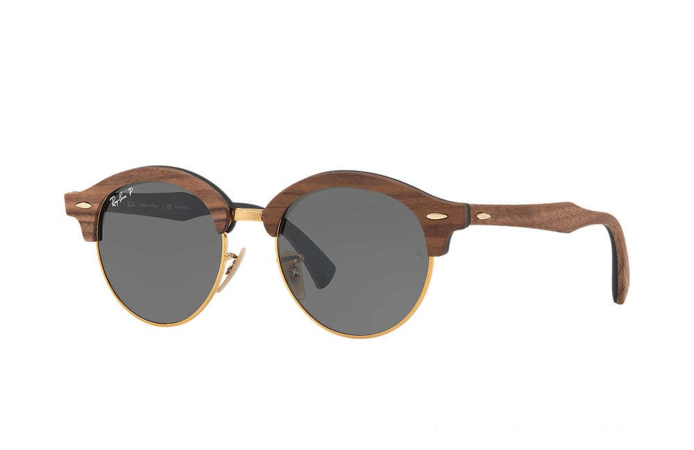 CLUBROUND WOOD - RB4246M-118158-51-19 - Ray Ban Black Friday Deal