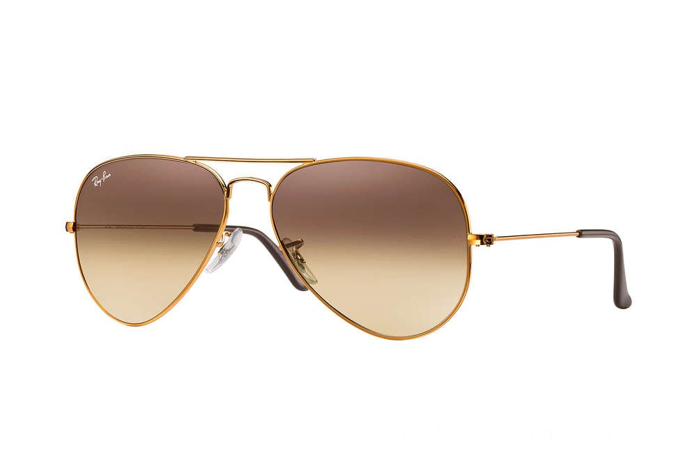 Ray-Ban AVIATOR GRADIENT - RB3025-9001A5-58-14 - Ray Ban Black Friday Deal