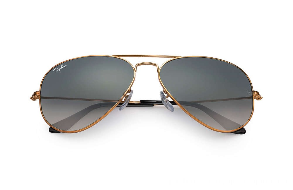 Ray-Ban AVIATOR GRADIENT - RB3025-197-71-55-14 - Ray Ban Black Friday Deal
