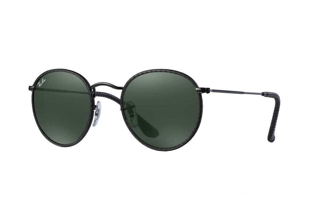 Ray-Ban ROUND CRAFT - RB3475Q-9040-50-21 - Ray Ban Black Friday Deal