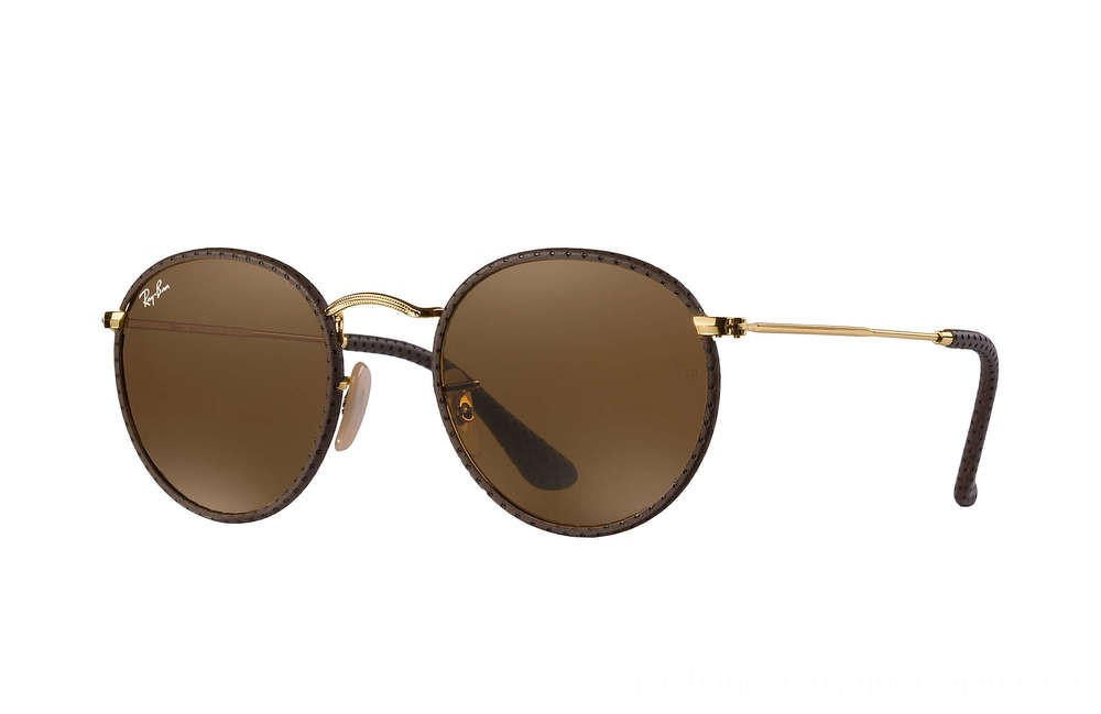 Ray-Ban ROUND CRAFT - RB3475Q-9041-50-21 - Ray Ban Black Friday Deal