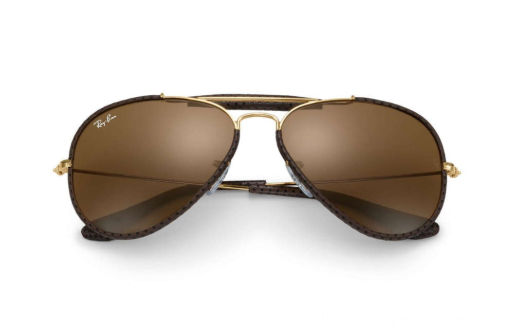 Ray-Ban AVIATOR OUTDOORSMAN CRAFT - RB3422Q-9041-58-14 - Ray Ban Black Friday Deal