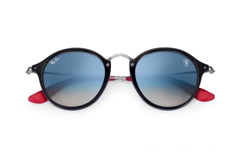 Ray-Ban RB2447NM SCUDERIA FERRARI COLLECTION - RB2447NM-F6013F-49-21 - Ray Ban Black Friday Deal