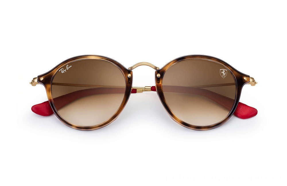 Ray-Ban RB2447NM SCUDERIA FERRARI COLLECTION - RB2447NM-F60351-49-21 - Ray Ban Black Friday Deal