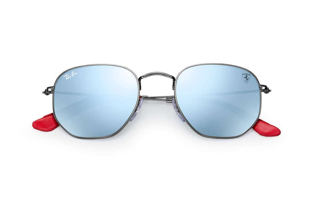 Ray-Ban RB3548NM SCUDERIA FERRARI COLLECTION - RB3548NM-F00130-51-21 - Ray Ban Black Friday Deal