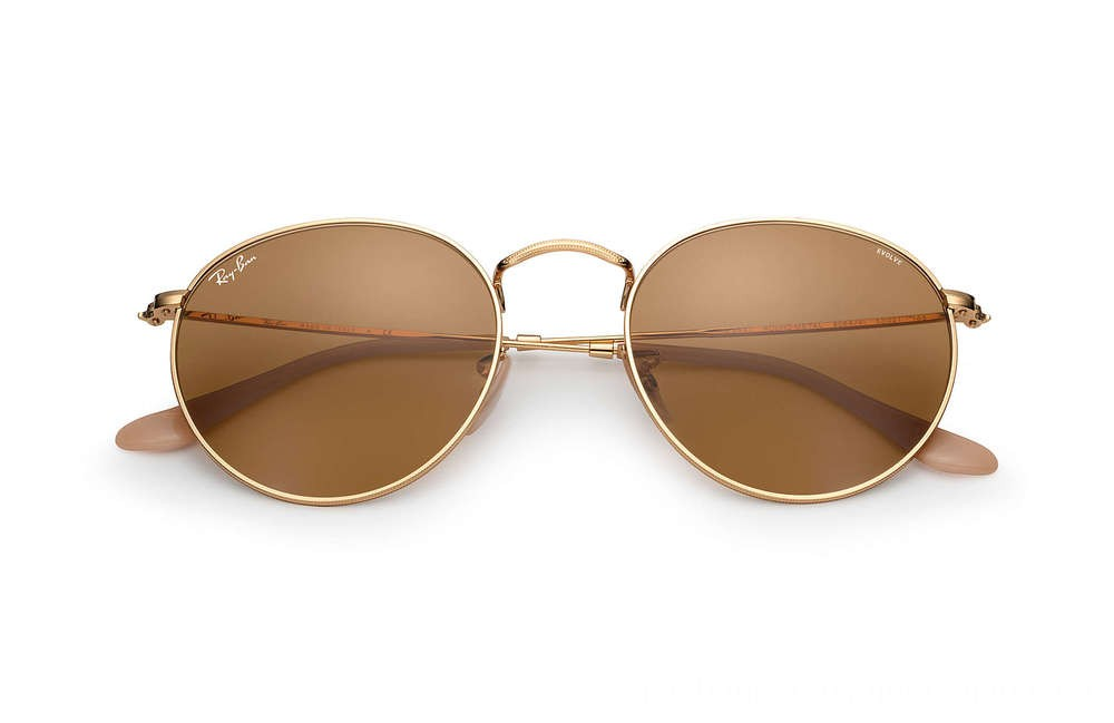 Ray-Ban ROUND EVOLVE - RB3447-90644I-53-21 - Ray Ban Black Friday Deal
