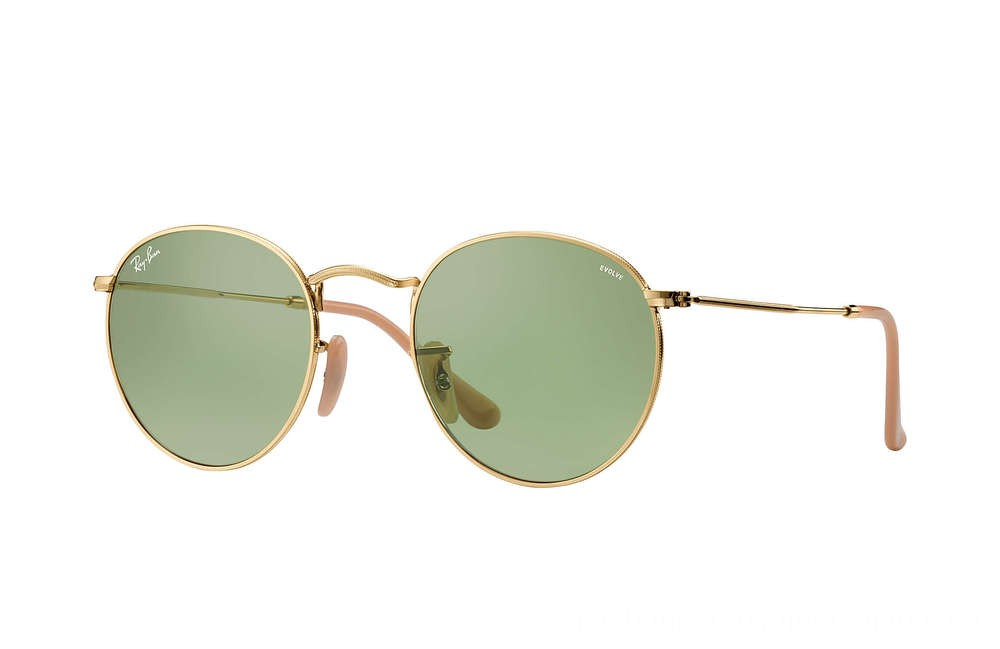Ray-Ban ROUND EVOLVE - RB3447-90644C-53-21 - Ray Ban Black Friday Deal