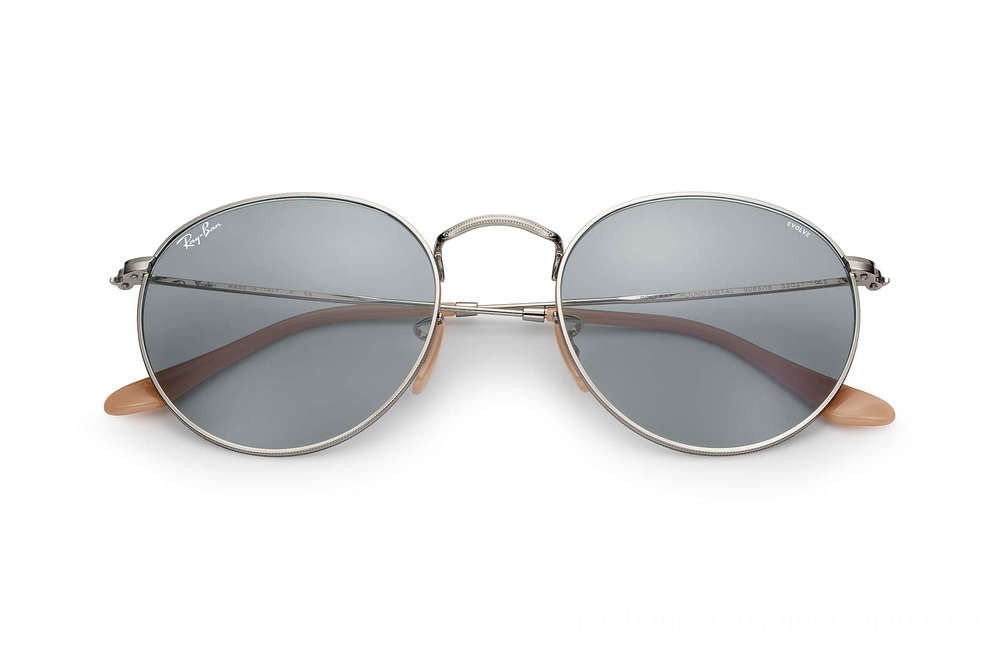 Ray-Ban ROUND EVOLVE - RB3447-9065I5-50-21 - Ray Ban Black Friday Deal