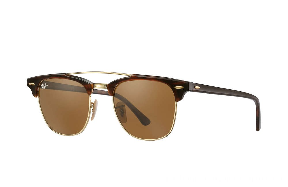Ray-Ban CLUBMASTER DOUBLE BRIDGE - RB3816-990-33-51-21 - Ray Ban Black Friday Deal