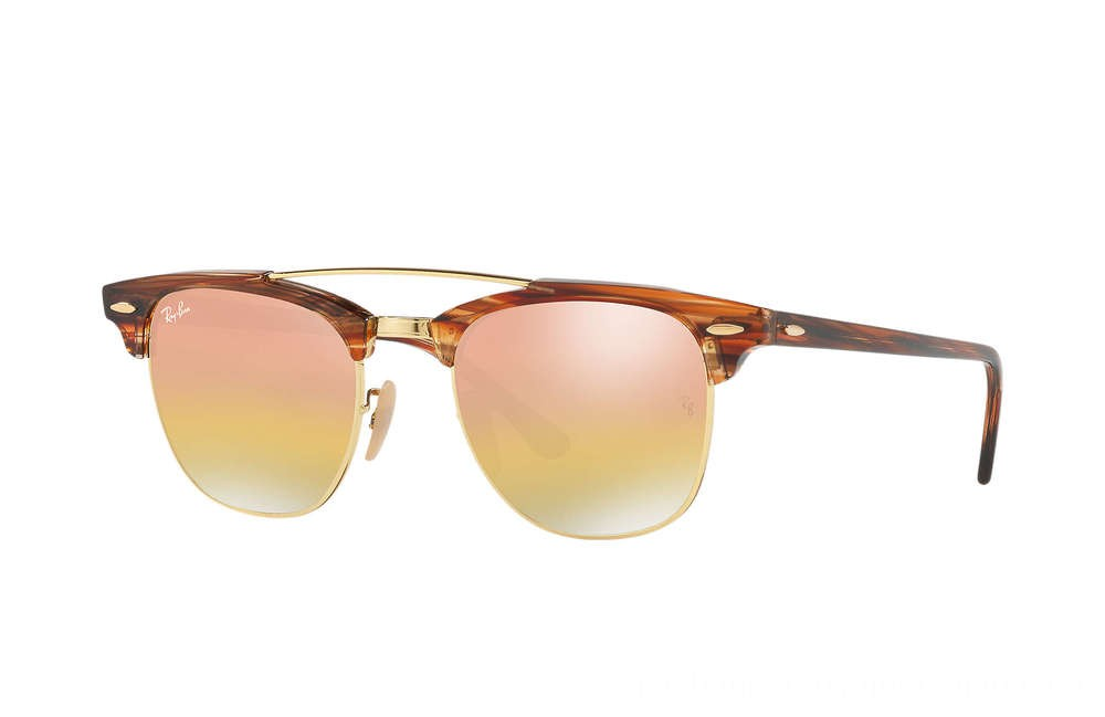 Ray-Ban CLUBMASTER DOUBLE BRIDGE - RB3816-1237I1-51-21 - Ray Ban Black Friday Deal