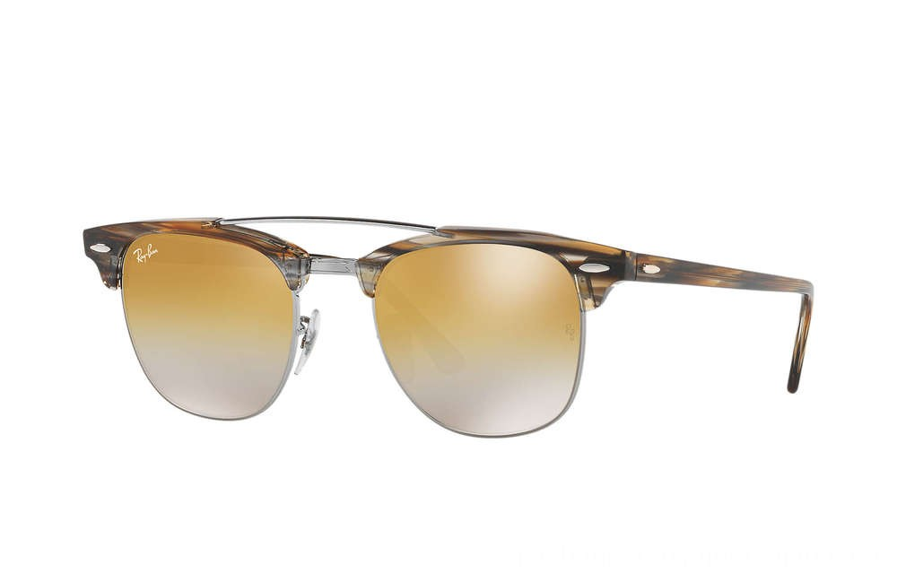 Ray-Ban CLUBMASTER DOUBLE BRIDGE - RB3816-1238I3-51-21 - Ray Ban Black Friday Deal