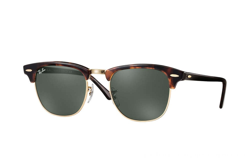 Ray-Ban CLUBMASTER CLASSIC - RB3016-W0366E-49-21 - Ray Ban Black Friday Deal