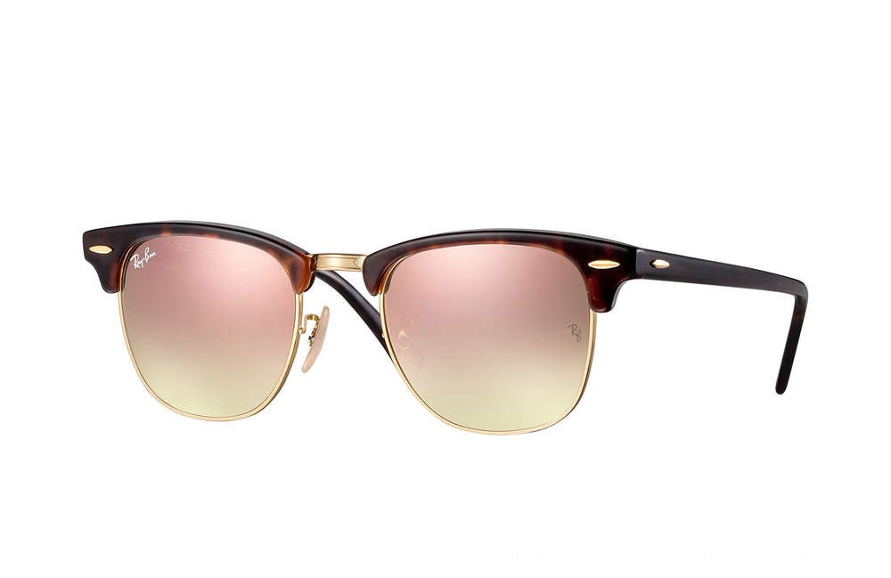 Ray-Ban CLUBMASTER FLASH LENSES GRADIENT - RB3016-9907OE-49-21 - Ray Ban Black Friday Deal