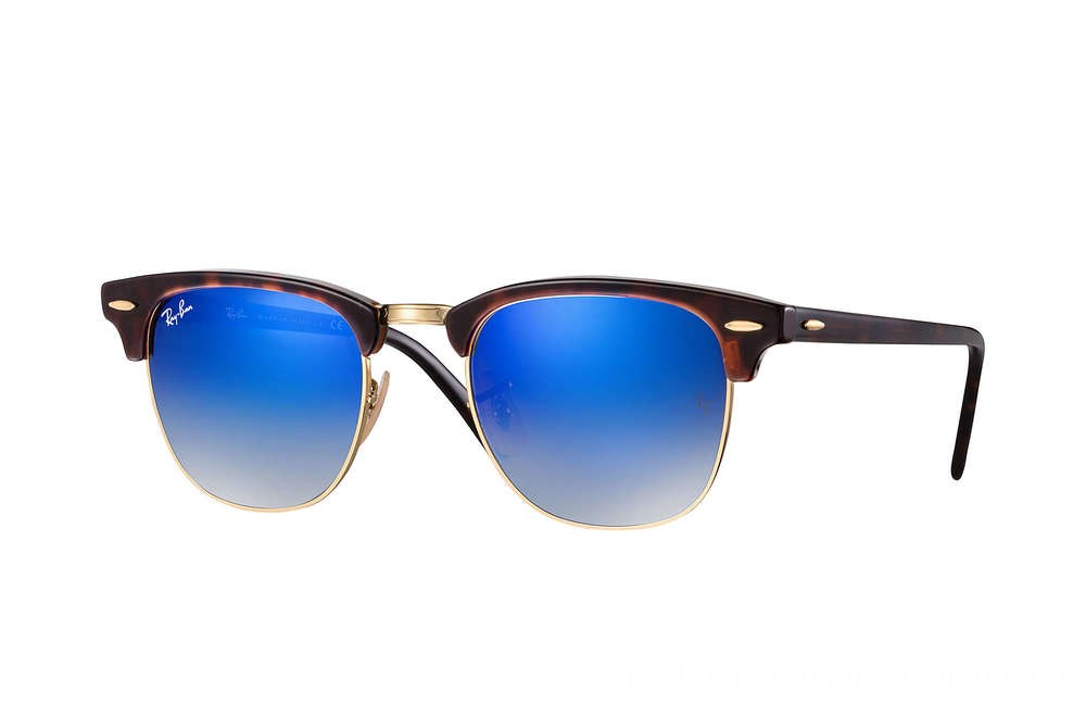 Ray-Ban CLUBMASTER FLASH LENSES GRADIENT - RB3016-9907QE-49-21 - Ray Ban Black Friday Deal