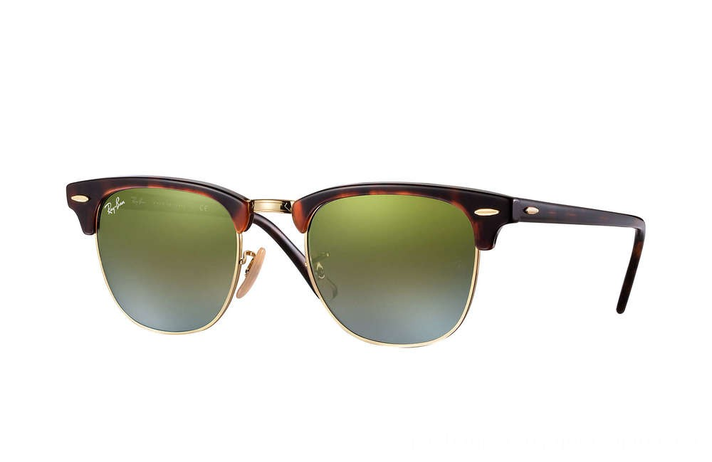 Ray-Ban CLUBMASTER FLASH LENSES GRADIENT - RB3016-9909JE-51-21 - Ray Ban Black Friday Deal